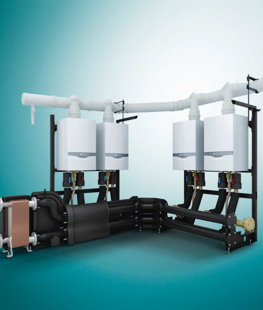 Vaillant cascad boiler repair