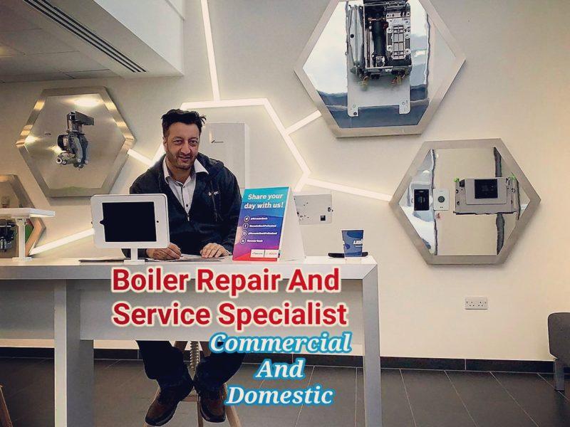 Birmingham commercial boiler fix