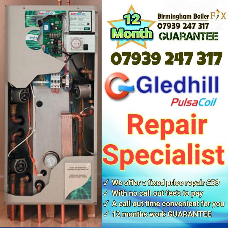 Birmingham Gledhill boiler repair